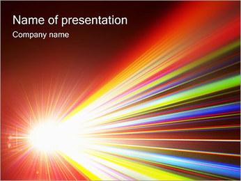 Vitesse Modèles des présentations  PowerPoint