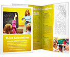 School Education Brochure Template