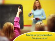 Skola Utbildning PowerPoint presentationsmallar