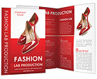 Shoes Brochure Templates