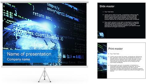 Software Development PowerPoint Template