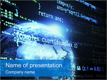 Software Development PowerPoint Template - Slide 1