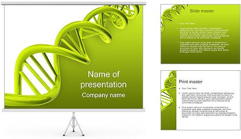 Génétique Modèles des présentations  PowerPoint