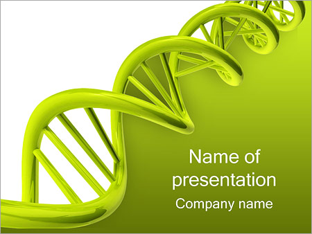 Genetic powerpoint template backgrounds id 0000000539 genetic powerpoint template toneelgroepblik Images