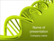 Genetic PowerPoint Templates
