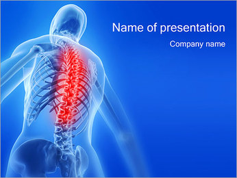 Spine PowerPoint Template
