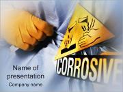 Chemische Gefahren PowerPoint-Vorlagen
