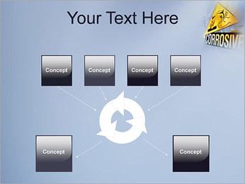 Risque chimique Modèles des présentations  PowerPoint - Diapositives 10