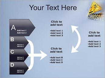 Risque chimique Modèles des présentations  PowerPoint - Diapositives 16