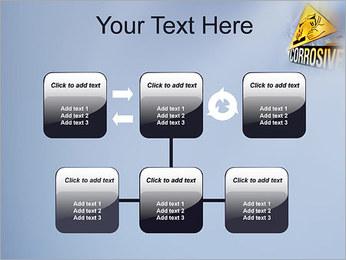 Risque chimique Modèles des présentations  PowerPoint - Diapositives 23