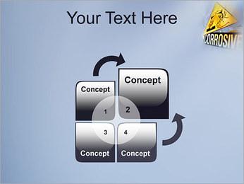 Risque chimique Modèles des présentations  PowerPoint - Diapositives 5