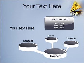 Risque chimique Modèles des présentations  PowerPoint - Diapositives 9