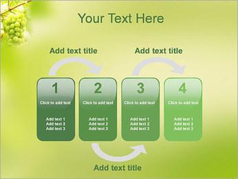 Raisin Modèles des présentations  PowerPoint - Diapositives 11