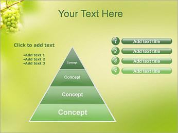 Raisin Modèles des présentations  PowerPoint - Diapositives 22