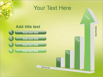 Raisin Modèles des présentations  PowerPoint - Diapositives 6