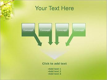 Raisin Modèles des présentations  PowerPoint - Diapositives 8