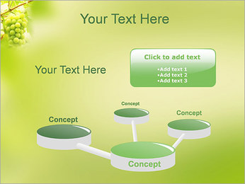 Raisin Modèles des présentations  PowerPoint - Diapositives 9