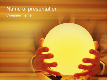 Magic PowerPoint Template