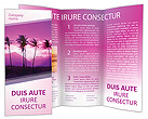 Palms Brochure Templates