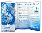 Winter Brochure Template