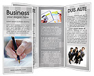 Accounting Brochure Templates