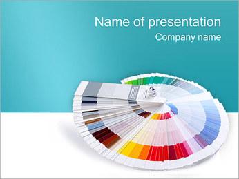 Color Diversity PowerPoint Template
