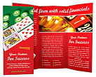 Card Games Brochure Templates