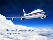 Airplane PowerPoint Templates