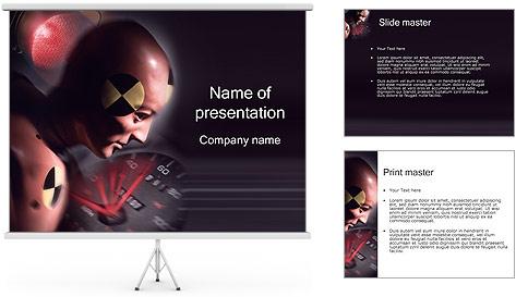 Crash Test Modèles des présentations  PowerPoint