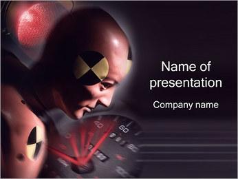 Crash Test Modèles des présentations  PowerPoint - Diapositives 1