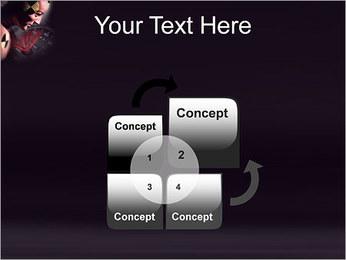 Crash Test Modèles des présentations  PowerPoint - Diapositives 5
