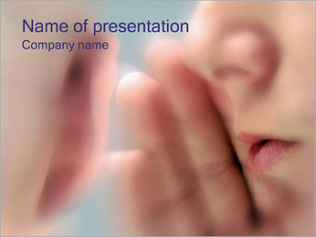 Ear PowerPoint Template