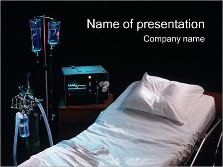 Hospital ward powerpoint template backgrounds id 0000000574 hospital ward powerpoint templates toneelgroepblik Gallery