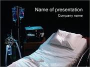 Hospital Ward PowerPoint Template