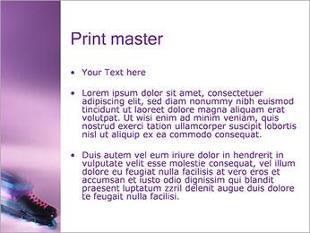Roller Skates PowerPoint Template - Slide 24