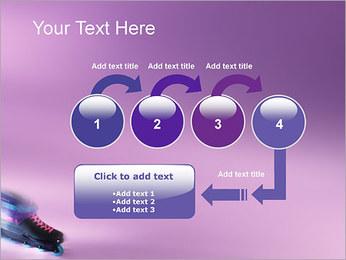 Roller Skates PowerPoint Template - Slide 4