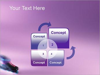 Roller Skates PowerPoint Template - Slide 5