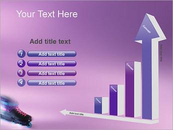 Roller Skates PowerPoint Template - Slide 6