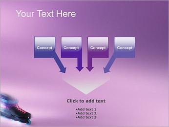 Roller Skates PowerPoint Template - Slide 8