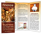 Time & Money Brochure Templates