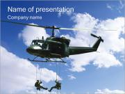 Helicopter PowerPoint Templates