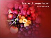 Alimentación Saludable Plantillas de Presentaciones PowerPoint