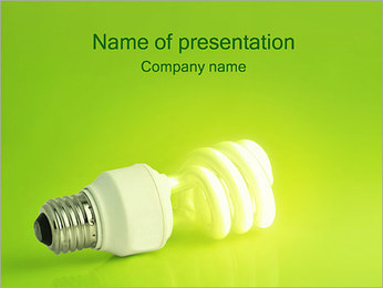 Alternative Technology PowerPoint Template