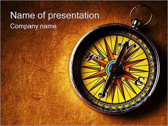 Compass PowerPoint Template
