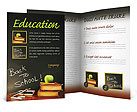 Back to School Brochure Templates