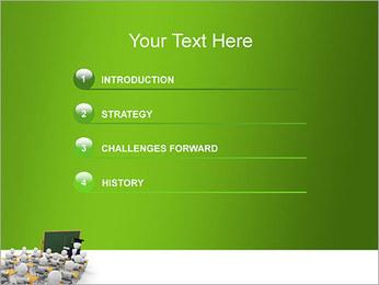 Educação Escolar Modelos de apresentações PowerPoint - Slide 3
