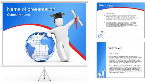Diplomado Modelos de apresentações PowerPoint