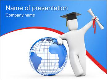Diplomado Modelos de apresentações PowerPoint - Slide 1