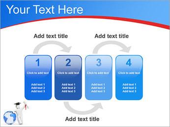 Diplomado Modelos de apresentações PowerPoint - Slide 11