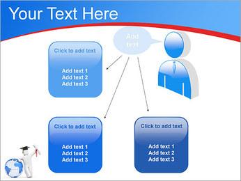 Diplomado Modelos de apresentações PowerPoint - Slide 12